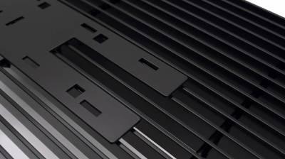 T-REX Grilles - 2019-2021 GMC Sierra 1500 Billet Grille, Black, Aluminum, 1 Pc, Insert - PN #20214B - Image 8