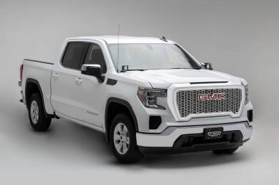 T-REX Grilles - 2019-2021 GMC Sierra 1500 Laser X Grille, Polished, Stainless Steel, 1 Pc, Insert - PN #7712280 - Image 5