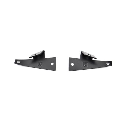 ZROADZ - 2015-2018 Ford Transit Hood Hinge LED Bracket to mount (2) 3 Inch LED Pod Lights - PN #Z365751 - Image 3