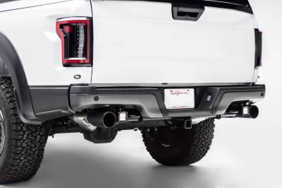 ZROADZ OFF ROAD PRODUCTS - 2017-2020 Ford F-150 Raptor Rear Bumper LED Kit with (2) 3 Inch LED Pod Lights - PN #Z385651-KIT - Image 1