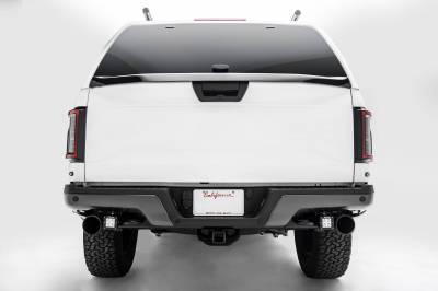 ZROADZ OFF ROAD PRODUCTS - 2017-2020 Ford F-150 Raptor Rear Bumper LED Kit with (2) 3 Inch LED Pod Lights - PN #Z385651-KIT - Image 5