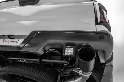 ZROADZ OFF ROAD PRODUCTS - 2017-2020 Ford F-150 Raptor Rear Bumper LED Kit with (2) 3 Inch LED Pod Lights - PN #Z385651-KIT - Image 7