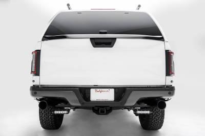 ZROADZ - 2018-2021 Ford Rear Bumper LED Bracket to mount (2) 6 Inch Straight Light Bar - PN #Z385662 - Image 6