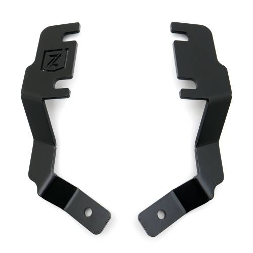 ZROADZ - 2014-2020 Toyota 4Runner Hood Hinge LED Bracket to mount (2) 3 Inch LED Pod Lights - PN #Z369491 - Image 7