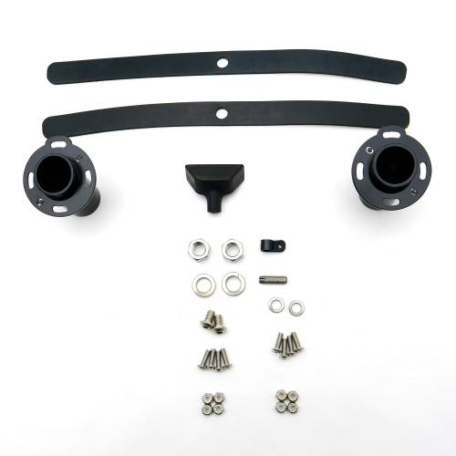 ZROADZ - Ram Front Roof LED Bracket to mount (1) 50 Inch Curved LED Light Bar - PN #Z334521 - Image 11