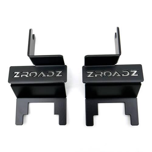 ZROADZ OFF ROAD PRODUCTS - 2018-2021 Jeep JL Rear Window LED Bracket to mount (1) 30 Inch Staight Single Row LED Light Bar - PN #Z394931 - Image 7