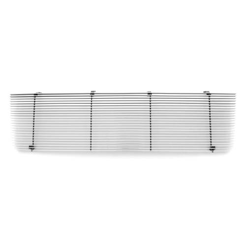 T-REX Grilles - 1992-1998 Ford Bronco, F-150, Super Duty Billet Grille, Polished, 1 Pc, Replacement - PN #20535 - Image 2