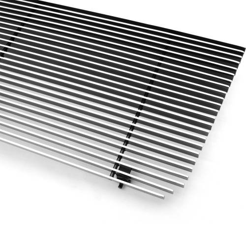 T-REX Grilles - 1992-1998 Ford Bronco, F-150, Super Duty Billet Grille, Polished, 1 Pc, Replacement - PN #20535 - Image 4