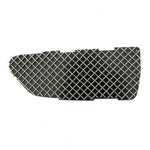 T-REX Grilles - 2007-2014 Escalade Upper Class Side vent, Polished, 2 Pc, Insert - PN #54199 - Image 2