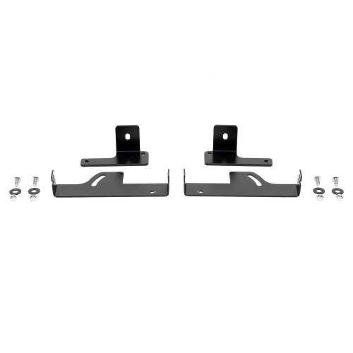 ZROADZ - 2019-2021 Ford Ranger Rear Bumper LED Bracket to mount (2) 6 Inch Straight Single Row Slim Light Bar - PN #Z385881 - Image 6