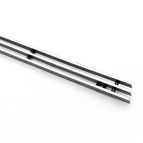 T-REX Grilles - Dodge Ram PU Billet Hood Scoop Insert - Rumble Bee Model 3 Bars - Pt # 20463 - Image 4