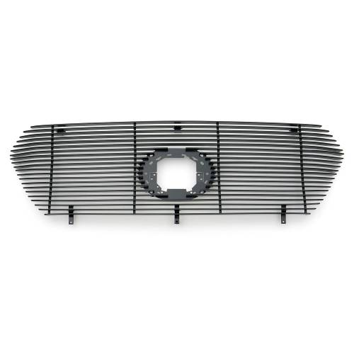 T-REX Grilles - 2018-2021 Tacoma Billet Grille, Black, 1 Pc, Insert, Does Not Fit Vehicles with Camera - PN #20950B - Image 4
