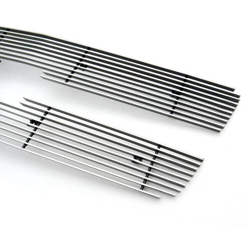 T-REX Grilles - Chevrolet Silverado, Avalanche Billet Grille, Polished, 2 Pc, Overlay/Insert - PN #21100 - Image 3