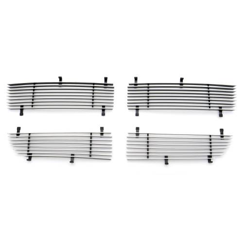 T-REX Grilles - 2013-2018 Ram 2500, 3500 Billet Grille, Polished, 4 Pc, Replacement - PN #21452 - Image 2