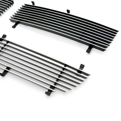 T-REX Grilles - 2013-2018 Ram 2500, 3500 Billet Grille, Polished, 4 Pc, Replacement - PN #21452 - Image 3