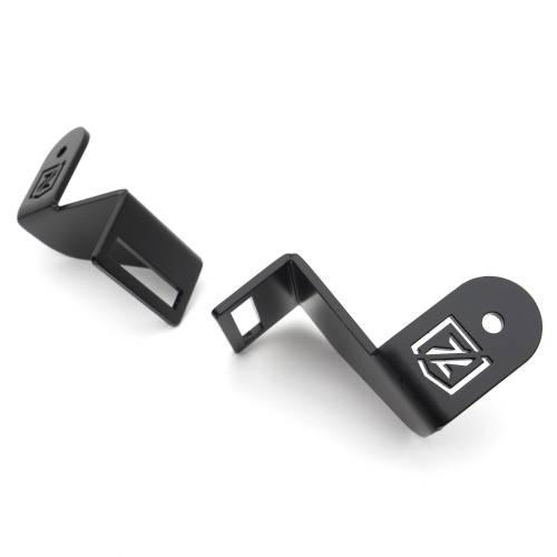ZROADZ - 2015-2018 Ram Rebel Front Bumper Top LED Bracket to mount (1) 20 Inch LED Light Bar - PN #Z324552 - Image 5