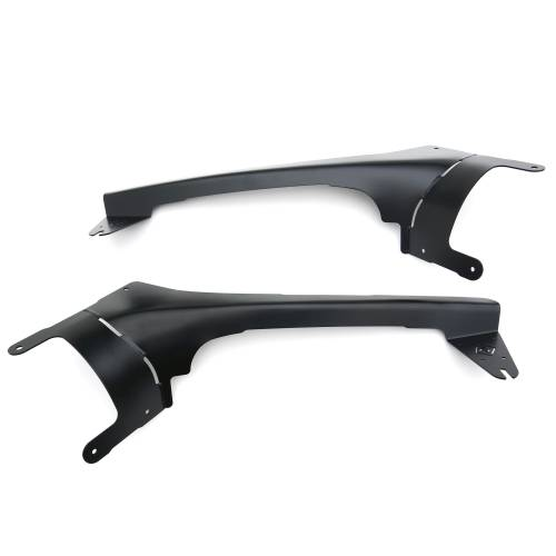 ZROADZ - Jeep JL, Gladiator Front Roof LED Bracket to mount (1) 50 or 52 Inch Staight LED Light Bar - PN #Z374831 - Image 8