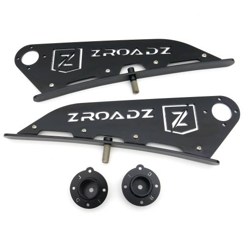 ZROADZ - 2015-2020 Colorado, Canyon Front Roof LED Kit with 40 Inch LED Curved Double Row Light Bar - PN #Z332671-KIT-C - Image 7