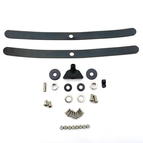 ZROADZ OFF ROAD PRODUCTS - Silverado, Sierra Front Roof LED Kit with (1) 50 Inch LED Curved Double Row Light Bar - PN #Z332081-KIT-C - Image 7
