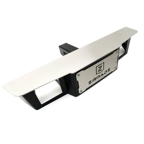 ZROADZ - Universal Hitch Step LED Kit with (2) 3 Inch LED Pod Lights, 2 Inch Hitch Receiver - PN #Z390010-KIT - Image 6