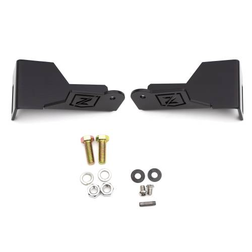 ZROADZ OFF ROAD PRODUCTS - 2008-2010 Ford Super Duty Front Bumper Top LED Bracket to mount (1) 30 Inch LED Light Bar - PN #Z325631 - Image 4