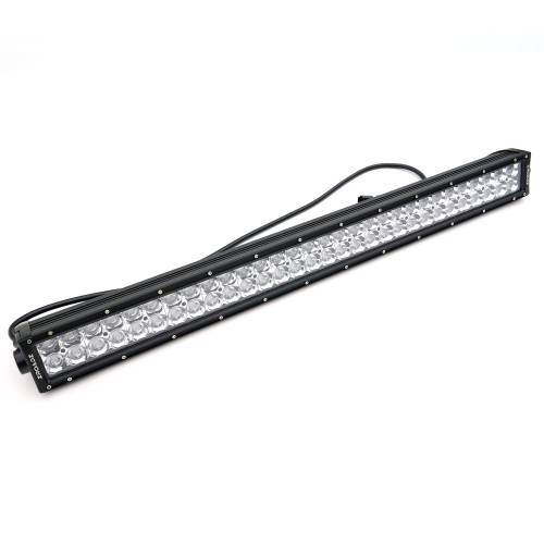ZROADZ - 2008-2010 Ford Super Duty Front Bumper Top LED Kit with (1) 30 Inch LED Straight Double Row Light Bar - PN #Z325631-KIT - Image 6