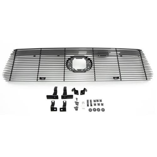 T-REX Grilles - 2018-2021 Tundra Billet Grille, Black, 1 Pc, Replacement, Does Not Fit Vehicles with Camera - PN #20966B - Image 9