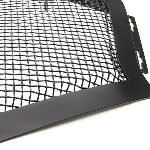 T-REX Grilles - 2019-2021 Ram 1500 Laramie, Lone Star, Big Horn, Tradesman Upper Class Series Mesh Grille, Black, 1 Pc, Replacement, Does Not Fit Vehicles with Camera - PN #51465 - Image 8