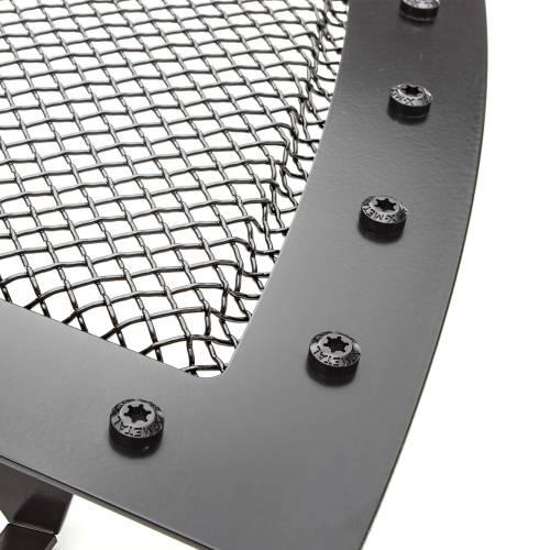T-REX Grilles - 2013-2018 Ram 2500, 3500 Stealth X-Metal Grille, Black, 1 Pc, Replacement, Black Studs - PN #6714521-BR - Image 8