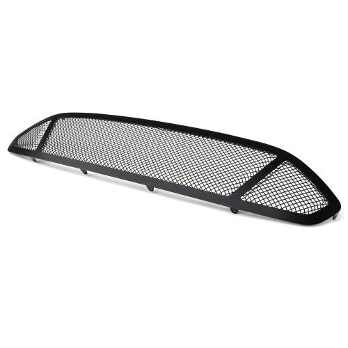 T-REX Grilles - 2013-2015 Ford Fusion Upper Class Series Main Grille, Black, 1 Pc, Replacement, 3 Window Design - PN #51531 - Image 4