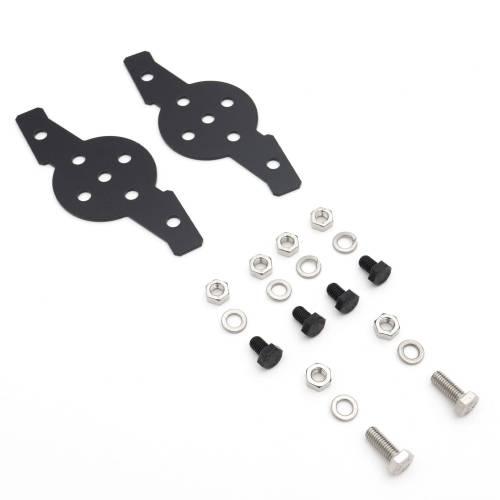 ZROADZ - Hood Hinge Adapter Plate to mount (4) 3 Inch LED Pod Lights to Hood Hinge Bracket - PN #Z360002 - Image 6