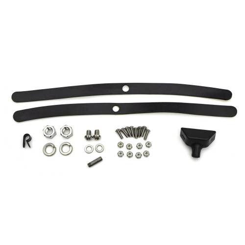 ZROADZ - Ford Front Roof LED Bracket to mount 50 Inch Curved LED Light Bar - PN #Z335721 - Image 8