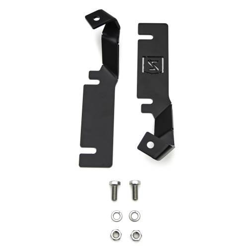 ZROADZ - 2016-2017 Ford Explorer Hood Hinge LED Kit with (2) 3 Inch LED Pod Lights - PN #Z366641-KIT2 - Image 8