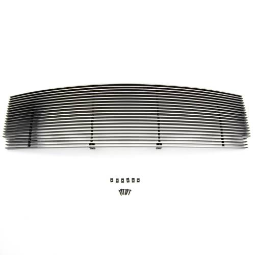 T-REX Grilles - 1999-2000 Escalade Billet Grille, Polished, 1 Pc, Insert, Re-use OE Cadillac Logo - PN #20180 - Image 2