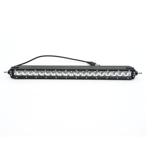 "T-REX Grilles - 2013-2018 Ram 1500 ZROADZ Grille, Black, 1 Pc, Insert with (1) 20"" LED - PN #Z314581 - Image 6"