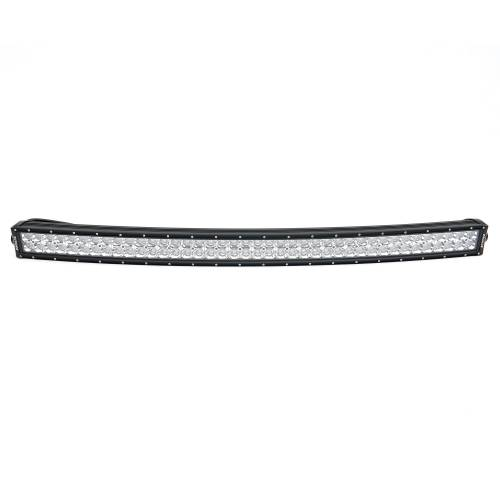 """T-REX Grilles - 2016-2018 Silverado 1500 Torch Grille, Black, 1 Pc, Replacement, Chrome Studs with (1) 40"""" LED - PN #6311271 - Image 6"""
