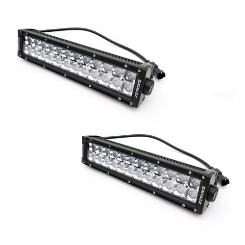 """T-REX Grilles - 2018-2021 Tundra Torch Grille, Black, 1 Pc, Replacement, Chrome Studs with (2) 12"""" LEDs, Does Not Fit Vehicles with Camera - PN #6319661 - Image 13"""