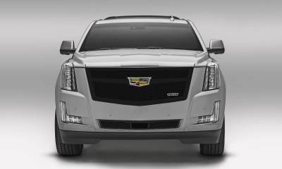 T-REX Grilles - 2015 Escalade Upper Class Series Main Grille, Black, 1 Pc, Replacement - PN #51183 - Image 2