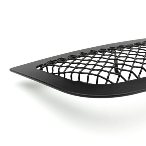 T-REX Grilles - 2013-2015 Ford Fusion Upper Class Series Bumper Grille, Black, 1 Pc, Replacement - PN #52531 - Image 2