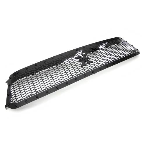 T-REX Grilles - 2014-2017 Tundra Stealth Laser X Grille, Black, 1 Pc, Replacement, Black Studs - PN #7719641-BR - Image 4